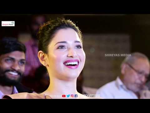 Magical Beauty Tamannah    Best Candid Moments from #F2