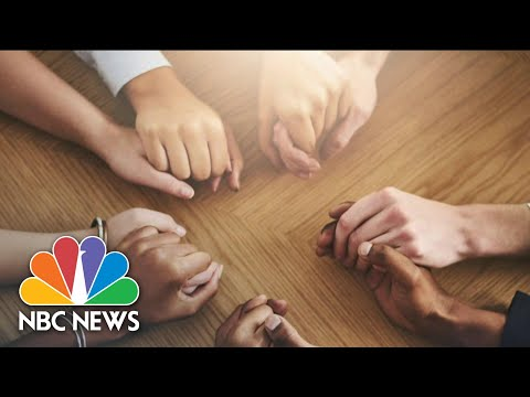 Coronavirus Outbreak Sparks Mental Health Concerns | NBC News