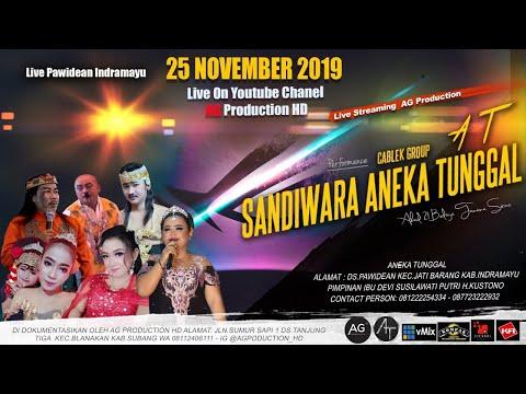 Live Sandiwara ANEKA TUNGGAL (Cablek Group) Live Pawidean-Jatibarang-Indramayu #SIANG