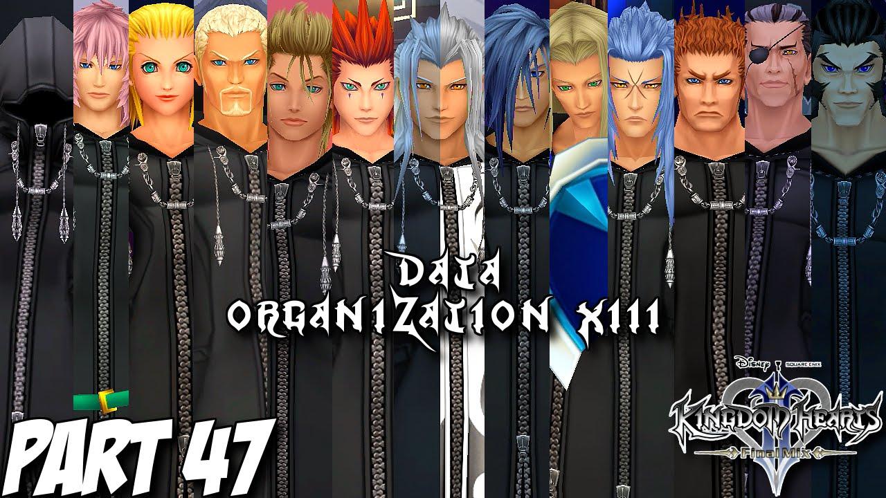kh2 organization 13