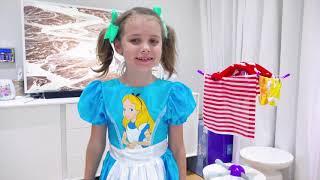 Катя и её приключения со стиральной машиной