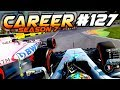 LAUGHABLE DISASTER STRIKES IN THE RACE - F1 2017 Career Mode Part 127