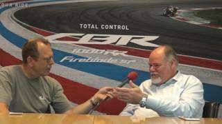MotoGP 2017 - Brennende Fragen, tiefe Einblicke - Top Insider Ing. Roland Berger