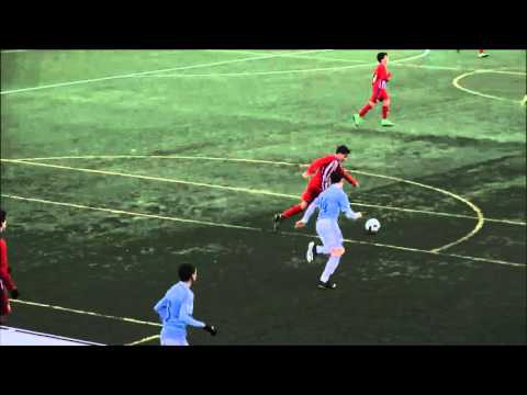 eSoccer Cup Madrid  2016, Boys under 14: Final Atlético Madrid vs  New York City FC