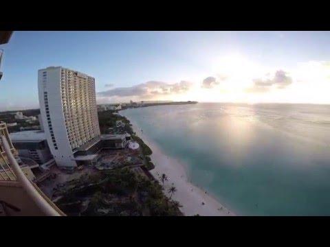 Oceanfront at Outrigger Guam Beach Resort