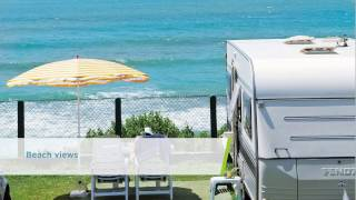 French Campsites - Le Pavillon Royal, Bidart, South West France
