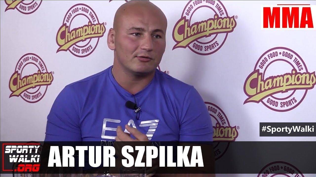 Artur Szpilka o Oświecińskim: On jest zwykłym konfidentem