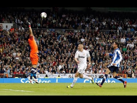 Benzema Best Goal From 5 Meters Ever
