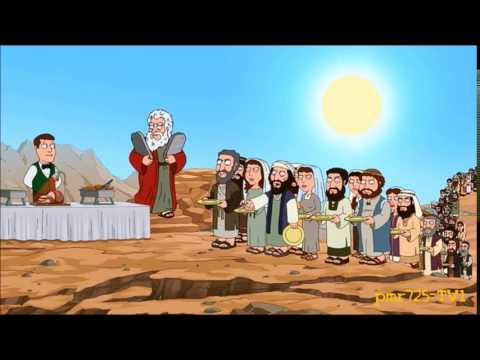 Family Guy-The Lords 11th commandment