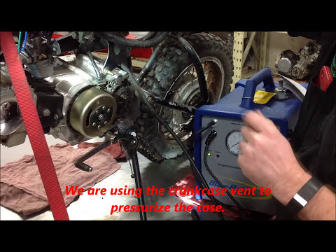 How to find oil leaks with 100% verification of the source! No more guessing!