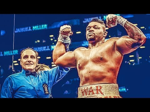 2018 Jarrell Miller Best Knockouts (20-0)