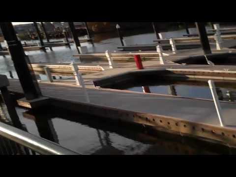 Stockton's New Waterfront Marina