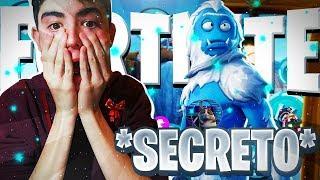 THE YETI SECRET GUARAI *SEASON 7' SECRETS - Fortnite ❄️😱