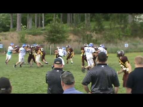 McCreary County Middle School Football RAIDERS 2013