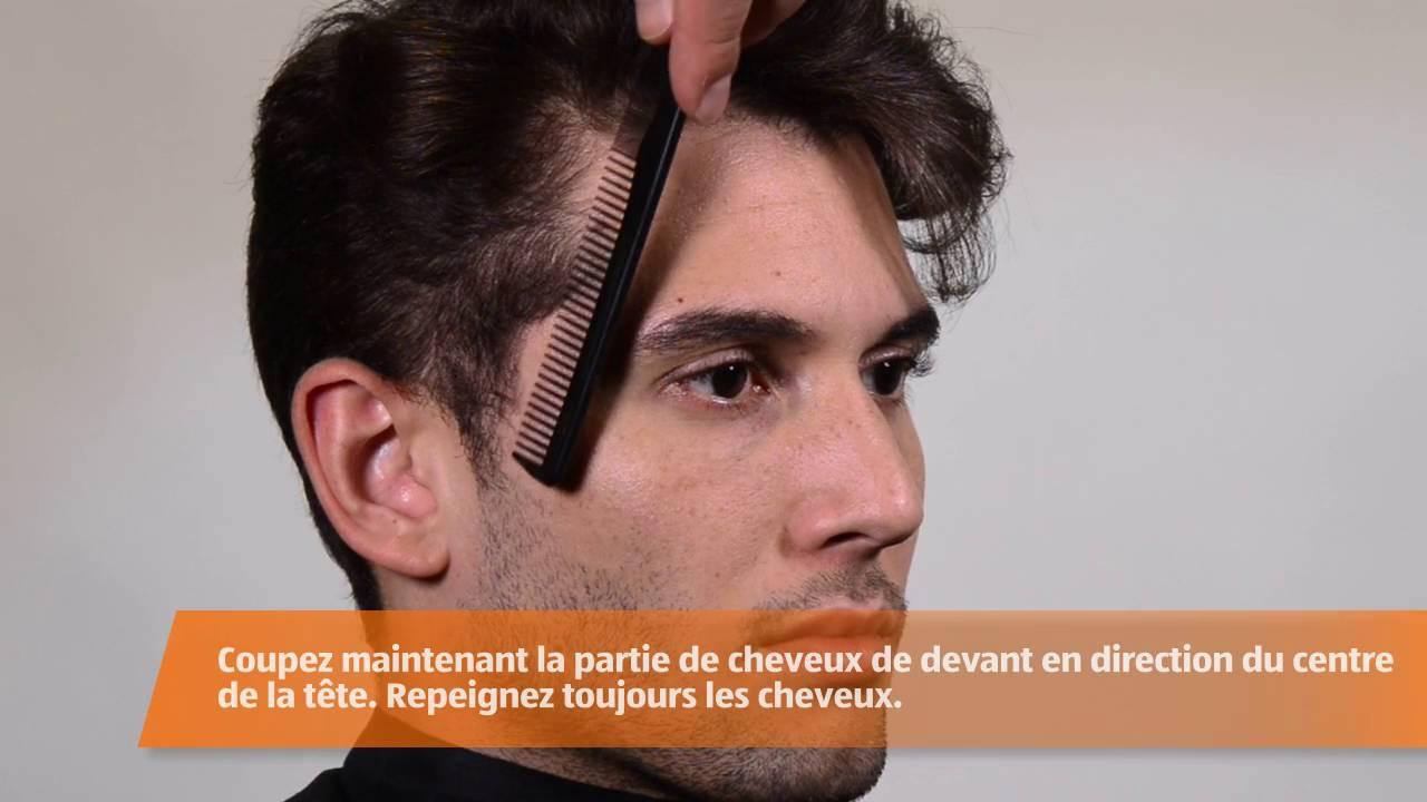 Couper Les Cheveux Avec Une Tondeuse concernant coupe de cheveux homme tondeuse - fashion designs