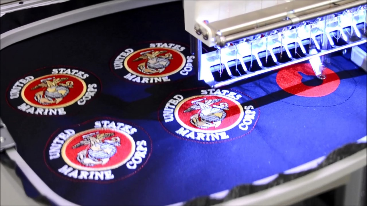 5cee66a51f7f1 1 of 2  Mass-Producing patches with your HAPPY embroidery machine ...