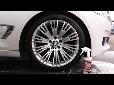 Detailing Addicts - Fallout Remover | Bleeding Wheels | Very Satisfying!