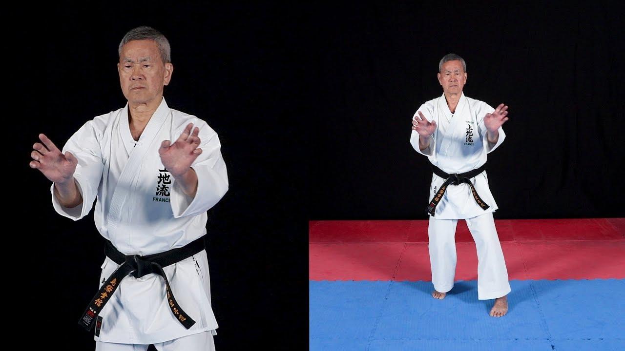 Kansho Uechi - Stage KARATE Uechi Ryu - YouTube