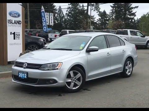 2012 Volkswagen Jetta Sedan SE, Heated Seats, Bluetooth, AUX Review| Island Ford