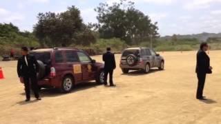 CURSO DE ESCOLTA PARTICIPACION DE LA ACADEMIA SPARTA-VENEZUELA EN INCASI INTERNACIONAL