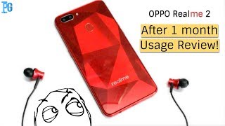 OPPO Realme 2 : After 1 Month Full Review !