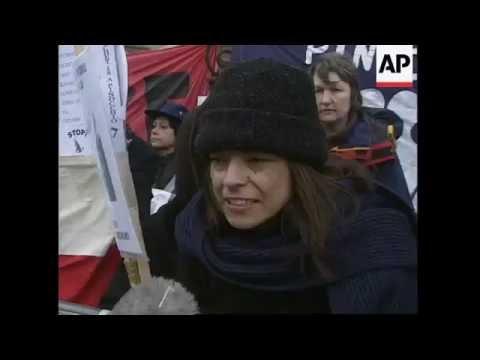UK  PINOCHET LATEST   SPANISH JUDGE ATTENDS HEARING