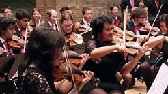 Orchestre Étudiant de Toulouse - Final du concert à Saint Pierre des Cuisines