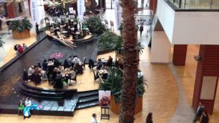 #12 Большой торговый центр Бонарка Сити Центр - Краков, Польша