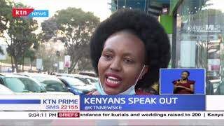 Kenyans Speak Out: President Uhuru Kenyatta's announcement has elicited mixed reactions