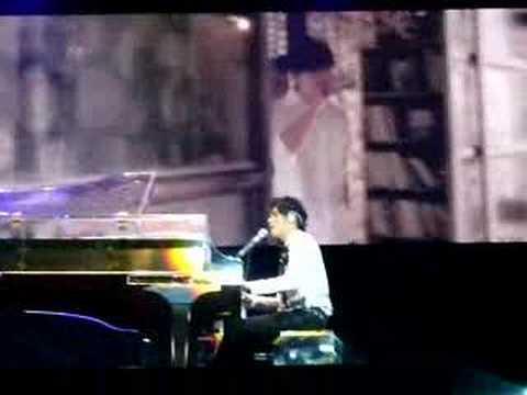 周杰伦 2008新加坡演唱会《最长的电影》(清晰版)