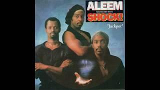 """Aleem Feat Leroy Burgess""   ""Jackpot"" 1987 "" chocofunk"""