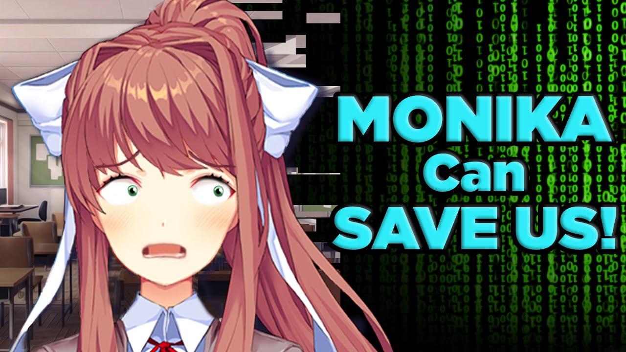 Did Monika PROVE We're In A Simulation TOO? | The SCIENCE of... Doki Doki Literature Club Plus!