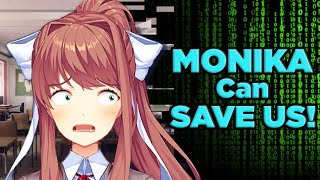 Monika's Guide To BREAKING the Matrix!   The SCIENCE of... Doki Doki Literature Club Plus!