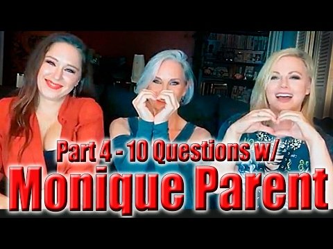 10 Questions with Monique Parent - Part 4 | WIHM | Scream Queen Stream