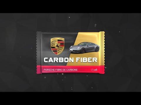 Porsche Carbon Fiber Pack - Top Drives