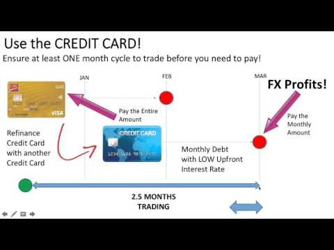 forex-hack-#2---using-credit-card-debt-to-fund-account-with-your-forex-broker
