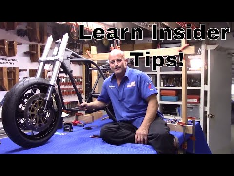 How To Build Cafe Racer