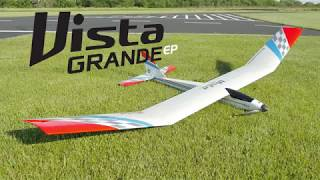 Tower Hobbies® Vista Grande™ EP Sailplane AR