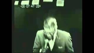Sammy Davis, Jr. Singing at Royal Variety Show, 1960, during Queen Elizabeth II Command Performance