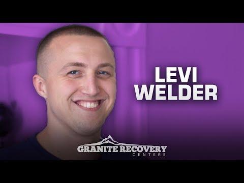 Levi Welder - #RecoveryMonth