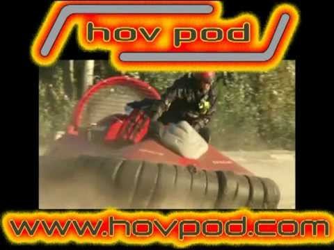 Hovercraft for off road use