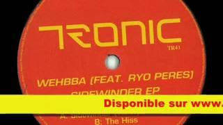 Tronic 41 - Wehbba Feat. Ryo Peres - Sidewinder EP