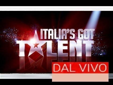 Italia's Got Talent  2017  ( TV8 , Sky Uno ) Live-Streaming [ DIRETTA TV ] / Casting : Folk Italy