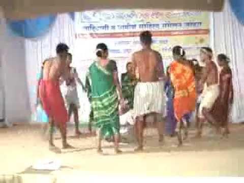 Gauri Dance Jawhar (Adiwasi Warli Dance)