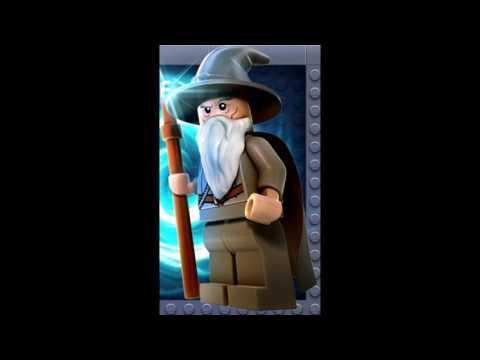 Tom Kane as Gandalf the Grey in Lego Dimensions Dialogue Quotes