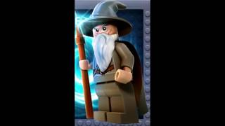 Tom Kane as Gandalf the Grey in Lego Dimensions (Dialogue Quotes)