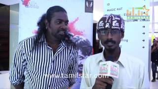 GR Rulers At Masala Movie Audio Launch