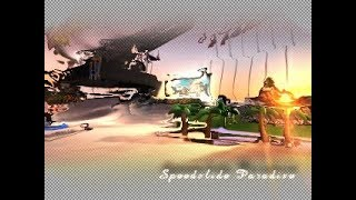 Speedslide Paradise: TA Mudda 49.24 vs *aAa*. KiD 49.29 (Trackmania)