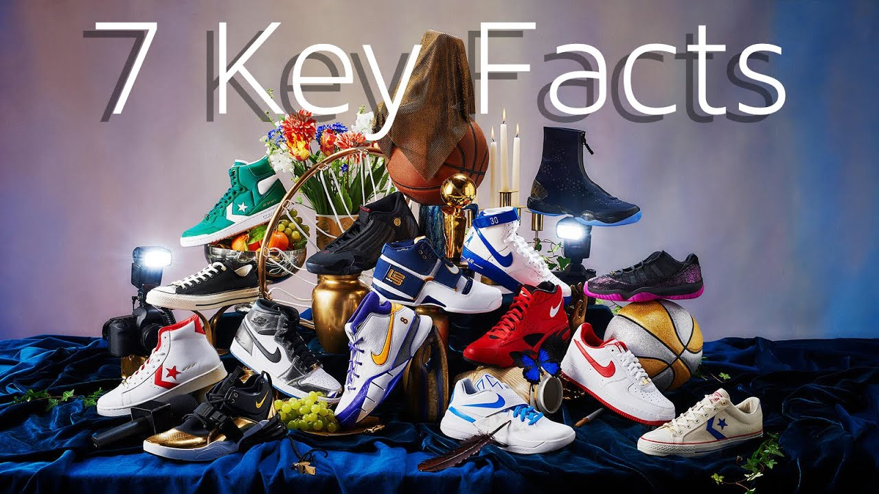 61a10fb41232b5 Nike Art of a Champion Collection  7 Unique Details - YouTube