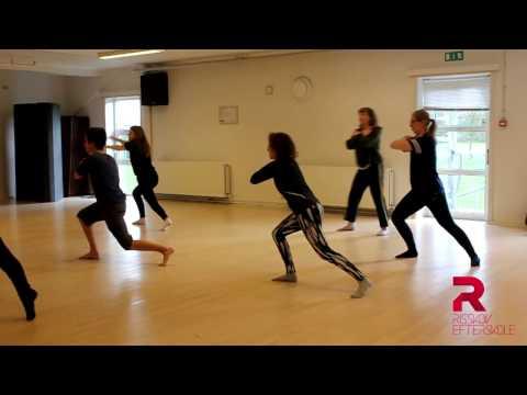 Risskov Efterskole - Moderne dans